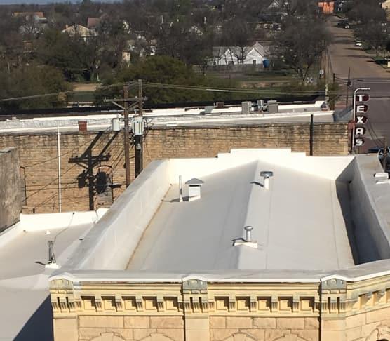 roofing san angleo