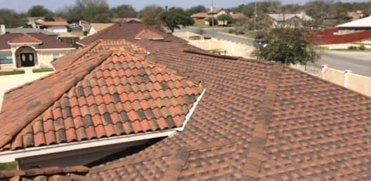Residential roofing San Angelo